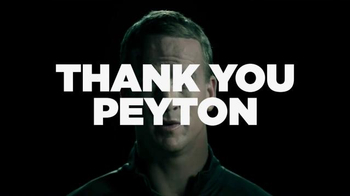 Nationwide Insurance TV Spot, 'Thank You' Featuring Peyton Manning - Thumbnail 5