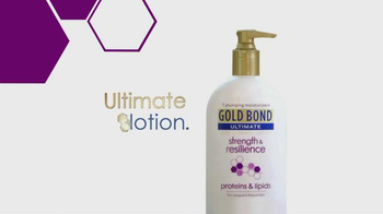 Gold Bond Ultimate Strength & Resilience TV Spot, 'Bring Skin Back to Life' - Thumbnail 10