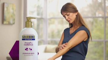 Gold Bond Ultimate Strength & Resilience TV Spot, 'Bring Skin Back to Life' - Thumbnail 4