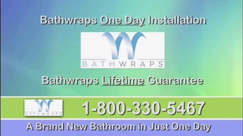Bathwraps TV Spot, 'In Just One Day' - Thumbnail 2