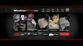 WeatherTech TV Spot, 'Vehicle Protection Pit Crew' - Thumbnail 7