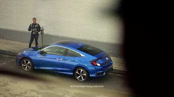 2016 Honda Civic TV Spot, 'Another Milestone' - Thumbnail 1