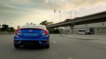 2016 Honda Civic TV Spot, 'Another Milestone' - Thumbnail 4
