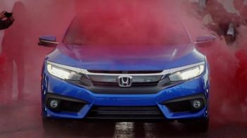 2016 Honda Civic TV Spot, 'Another Milestone' - 51 commercial airings