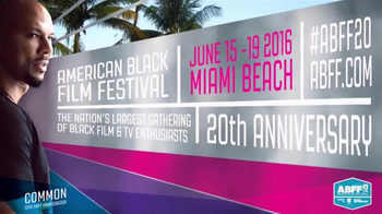 2016 American Black Film Festival TV Spot, 'Culture' Featuring Common - Thumbnail 6