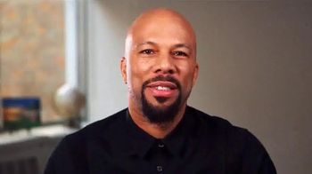 2016 American Black Film Festival TV Spot, 'Culture' Featuring Common - 15 commercial airings