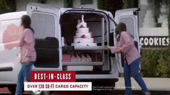 Ram Commercial Van Season TV Spot, '2015 ProMaster City' - Thumbnail 5