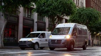 Ram Commercial Van Season TV Spot, '2015 ProMaster City' - Thumbnail 8