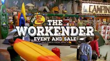 Bass Pro Shops Workender Event and Sale TV Spot, 'Sun Tracker Boats' - Thumbnail 4