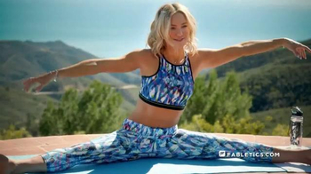Fabletics.com TV Spot, 'Style Up for Summer' Featuring Kate Hudson - Thumbnail 4