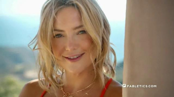 Fabletics.com TV Spot, 'Style Up for Summer' Featuring Kate Hudson - Thumbnail 5