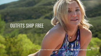 Fabletics.com TV Spot, 'Style Up for Summer' Featuring Kate Hudson - Thumbnail 8