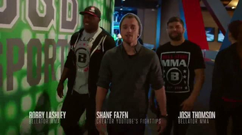 Dave and Buster's TV Spot, 'Bellator MMA' Ft. Bobby Lashley & Josh Thomson - Thumbnail 1