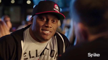 Dave and Buster's TV Spot, 'Bellator MMA' Ft. Bobby Lashley & Josh Thomson - Thumbnail 10