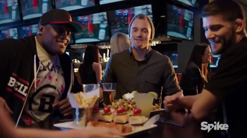 Dave and Buster's TV Spot, 'Bellator MMA' Ft. Bobby Lashley & Josh Thomson - Thumbnail 3