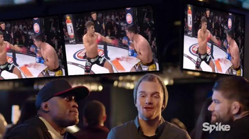 Dave and Buster's TV Spot, 'Bellator MMA' Ft. Bobby Lashley & Josh Thomson - Thumbnail 4
