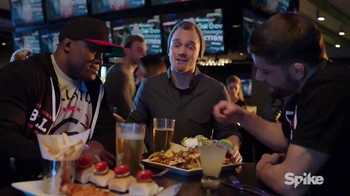 Dave and Buster's TV Spot, 'Bellator MMA' Ft. Bobby Lashley & Josh Thomson - Thumbnail 6
