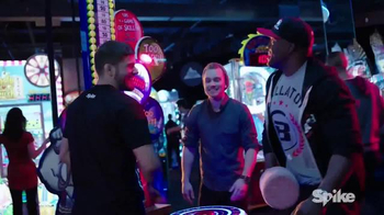 Dave and Buster's TV Spot, 'Bellator MMA' Ft. Bobby Lashley & Josh Thomson - Thumbnail 8