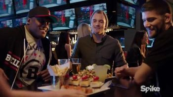Dave and Buster's TV Spot, 'Bellator MMA' Ft. Bobby Lashley & Josh Thomson