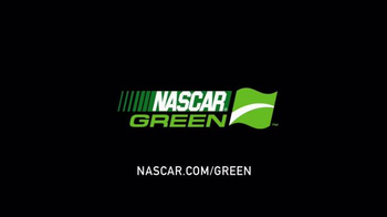 NASCAR Green TV Spot, 'Make a Difference' - Thumbnail 6