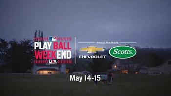 Major League Baseball 2016 Play Ball Weekend TV Spot, 'Let's Play Ball' - Thumbnail 2