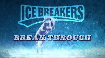 Ice Breakers Ice Cubes TV Spot, 'P-Words' - Thumbnail 10