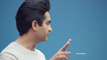 Old Navy TV Spot, 'Never Basic Tees' Feat. Nasim Pedrad, Kumail Nanjiani - Thumbnail 2