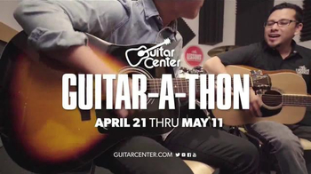 Guitar Center Guitar-a-Thon TV Spot, 'Start at the Center' - Thumbnail 5