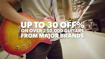 Guitar Center Guitar-a-Thon TV Spot, 'Start at the Center' - Thumbnail 4
