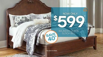 Ashley Furniture Homestore TV Spot, 'Lowest Prices of the Season' - Thumbnail 4