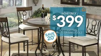Ashley Furniture Homestore TV Spot, 'Lowest Prices of the Season' - Thumbnail 5