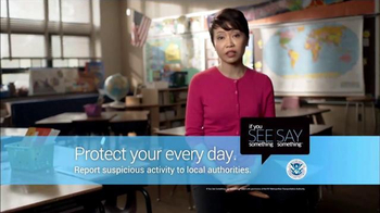Department of Homeland Security TV Spot, 'Protect Your Every Day' - Thumbnail 10