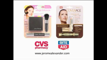 Jerome Alexander Magic Minerals and Coverage TV Spot, 'Beauty' - Thumbnail 10