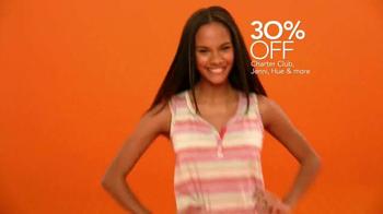 Macy's Friends & Family Sale TV Spot, 'Top Brands' - Thumbnail 5
