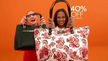 Macy's Friends & Family Sale TV Spot, 'Top Brands' - Thumbnail 7