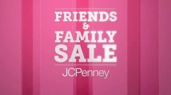JCPenney Friends & Family Sale TV Spot, 'Only Time' - Thumbnail 2