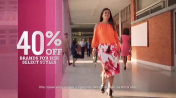JCPenney Friends & Family Sale TV Spot, 'Only Time' - Thumbnail 7