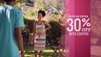 JCPenney Friends & Family Sale TV Spot, 'Only Time' - Thumbnail 8