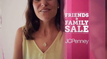 JCPenney Friends & Family Sale TV Spot, 'Only Time' - Thumbnail 9