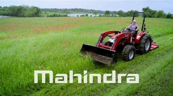 Mahindra TV Spot, 'Push More. Pull More. Lift More.' - Thumbnail 1