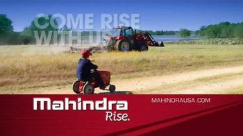 Mahindra TV Spot, 'Push More. Pull More. Lift More.' - Thumbnail 9