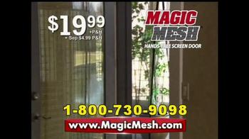 Magic Mesh TV Spot, 'Let Fresh Air In' - Thumbnail 3