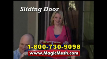 Magic Mesh TV Spot, 'Let Fresh Air In'