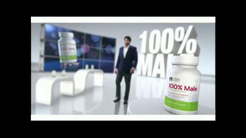 Thera Botanics 100% Male TV Spot, 'Rendimiento sexual' con Jaiya [Spanish] - Thumbnail 1