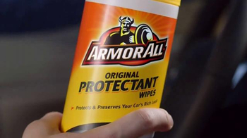 Armor All Original Protectant Wipes TV Spot, 'Don't Be Dull' - Thumbnail 4