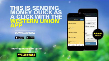 Western Union App TV Spot, 'Forecast' - Thumbnail 4