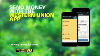 Western Union App TV Spot, 'Forecast' - Thumbnail 2