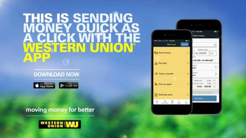 Western Union App TV Spot, 'Forecast' - Thumbnail 3