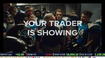 TradeStation TV Spot, 'Your Trader Is Showing: Locker Room Speech' - 375 commercial airings
