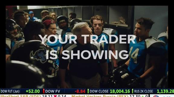 TradeStation TV Spot, 'Your Trader Is Showing: Locker Room Speech'